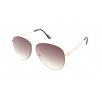 Sonnenbrille Unisex    Pilot gold/grau-grün (20-026)