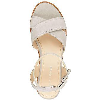 Marc Fisher naisten Jovana nahka avoin toe rento Platform sandaalit