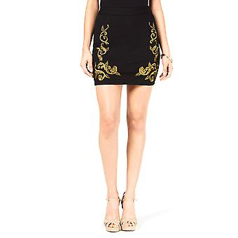 Guess | Bianca Embroidered Mini Skirt