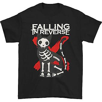 Falling In Reverse X Ray Cat T-shirt
