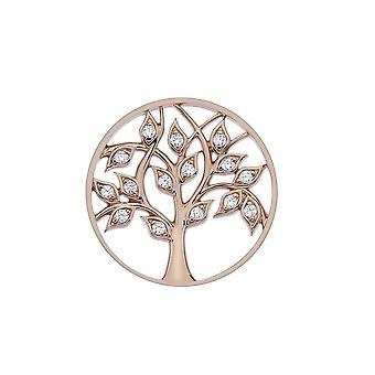 Emozioni Tree Of Life Coin 33mm EC429