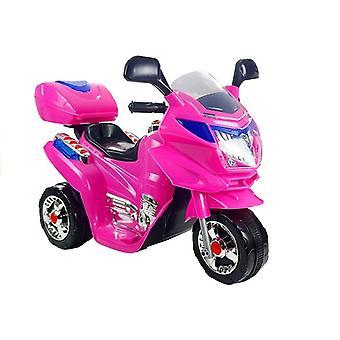 HC8051 Roze - Elektrische rit op motorfiets