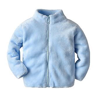 Manteau de bébé enfant en bas âge mode à manches longues Hiver Vestes à l'épreuve du vent solide chaud