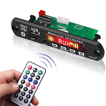 Freisprecheinrichtung Mp3 Player, Decoder Board - Bluetooth 5.0