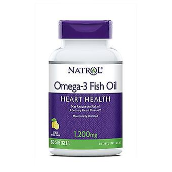Natrol Omega 3, 60 Softgels