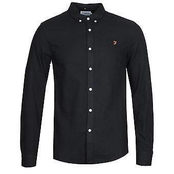 Farah Minshell Black Shirt