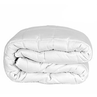 Couverture pondérée 7 kg Blanc 150x210 cm