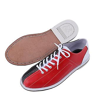 Bowling Shoes For Men Women Sports Beginners Bowling Sneakers - Big Size 38-45