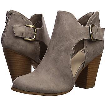 Fergalicious Women's Shoes Palmer Suede Almond Toe Ankle Fashion Boots
