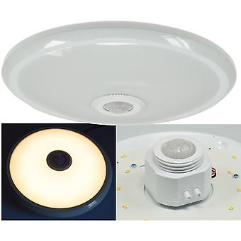 "LED ceiling lamp ""TERCEIRA"" 12W, 800lm, 3000 K, PIR motion detector"