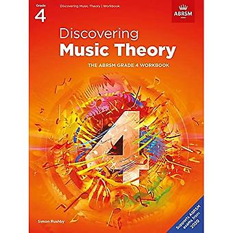 Discovering Music Theory, The ABRSM Grade 4 Workbook� (Theory workbooks (ABRSM))