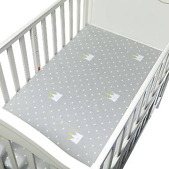 High Quality Cotton Baby Crib Sheets, Bedding Set