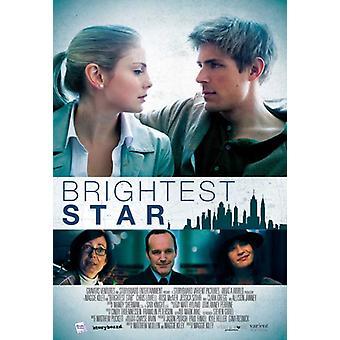Mais brilhante estrela filme Poster (11 x 17)