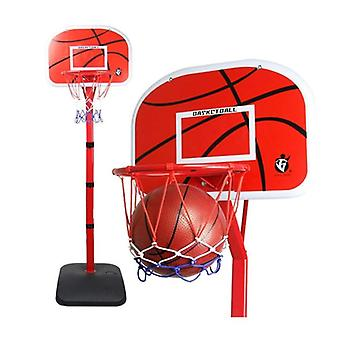 Kids Basketball Stand Easy To Assemble Children's Basketball Stand Big Bend Can Lift And Drop The Basket