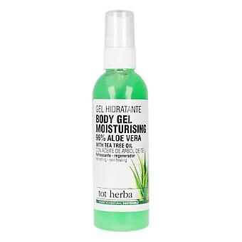 Moisturising Gel Tea Tree Tot Herba Aloe Vera (100 ml)