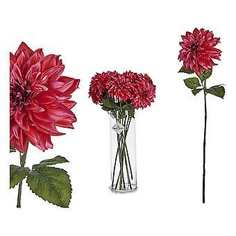 Dekorative Blume Dahlia Fuchsia Papier (70 cm)
