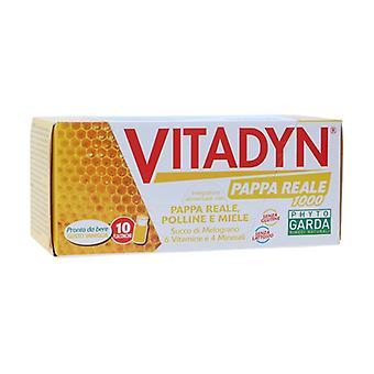 Vitadyn royal jelly 10 vials