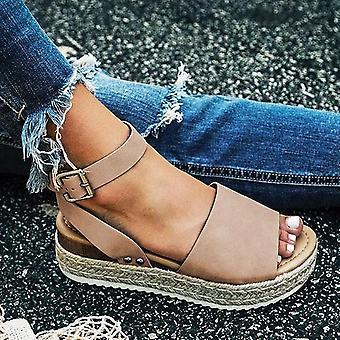 Kesäkiilat, Korkokengät & Flip-flop Femme Sandaalit