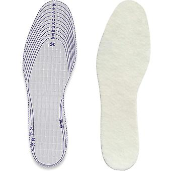 Thermal Winter Insoles by Solos shoes Boots One Size Fits All Men and Ladies