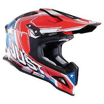 Just 1 J12 Carbon MX Helmet Aster America