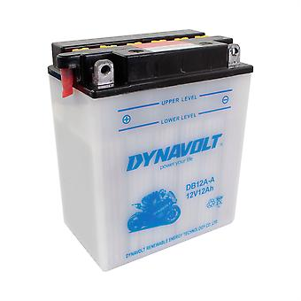 Dynavolt CB12AA High Performance Battery With Acid Pack