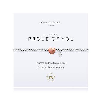 Joma Jewellery Um pouco orgulhoso de você pulseira 1657