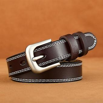 Luxury High-quality Genuine Leather Casual Strap Fancy Vintage Belts/men