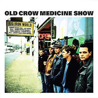 Old Crow Medicine Show - Big Iron World [CD] USA import