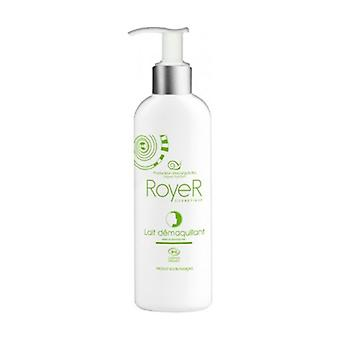 Cleansing milk with fresh organic snail slime 190 ml