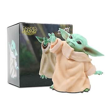 8cm Star Wars Baby Yoda Colectia de acțiune Figura