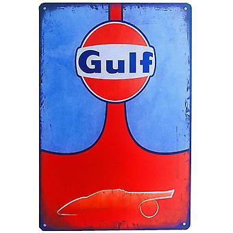 Vintage Metal Tin Signs, Garage/gas/oil Art Poster Wall Decor