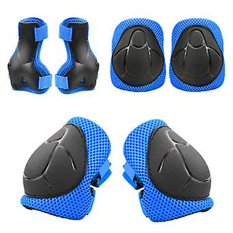 Six Sets Of Children's Roller Skating Balance Scooter Sports Protective Gear