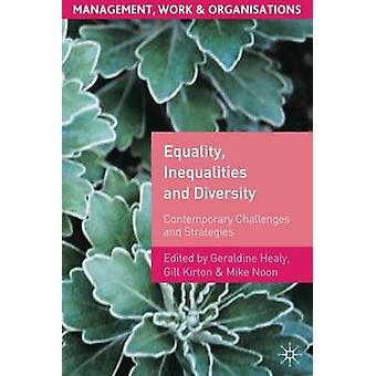 平等 - 不平等と多様性 - 現代の課題と聖