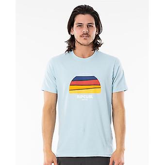 Rip Curl Men's T-Shirt ~ Hey Mama blue