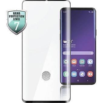 حماة FS-Schutzglas 00195552 زجاج حامي الشاشة متوافق مع (الهاتف المحمول): سامسونج غالاكسي S21 الترا (5G) 1 جهاز كمبيوتر (ق)