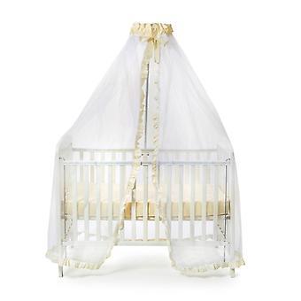 Beige Mosquito Net