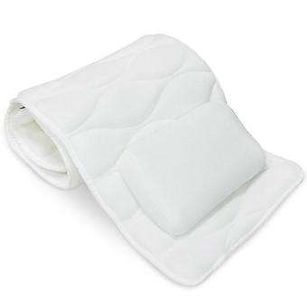 Full-body Spa Bathtub Cushion Pillow