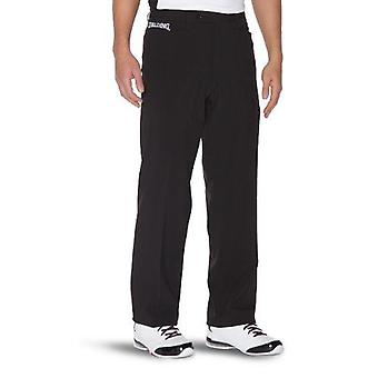 Spalding Basketball Woven Polyester Embroidery Lightweight Classic Referree Pant