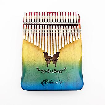 Kalimba Thumb Piano Portable Finger Flexible Piano