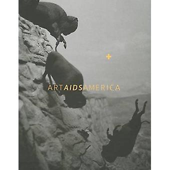 Art AIDS America by Jonathan David KatzRock Hushka