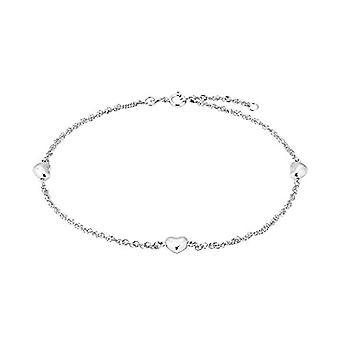 Amor - Women's anklet in silver 925, 25 cm