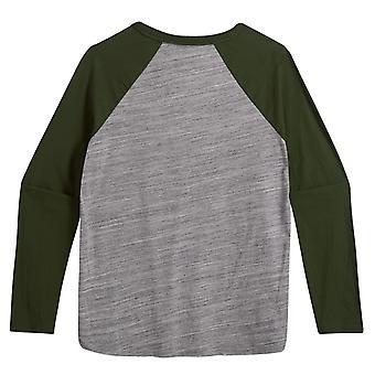 Animal Urbanlong langermet T-skjorte i hvitt