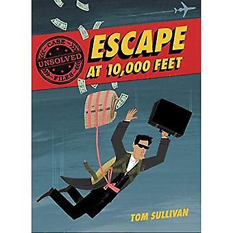 Arquivos de casos não resolvidos: Escape a 10.000 Pés: D.B. Cooper and the Missing Money (Arquivos de Casos Não Resolvidos)