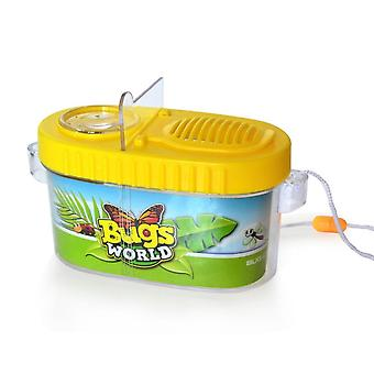 Kids Bug Observation Insect Viewer Magnifier Box Exploration Toy