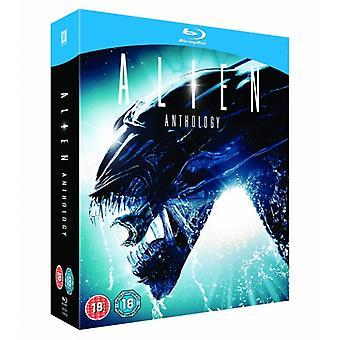 Alien Anthology Blu-Ray Box-Set