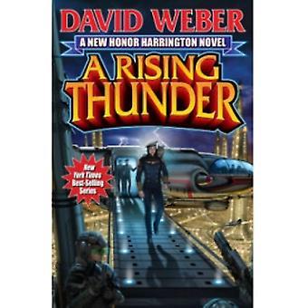 A Rising Thunder av David Weber (Hardback, 2012)