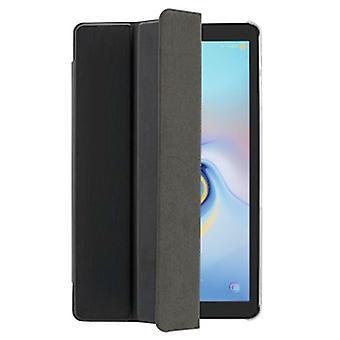 Hama Fold Clear Case for Tablets (Backrest, Samsung, Galaxy Tab A, 26.7 cm (10.5 inches), 130 g, Black)