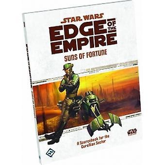 Star Wars Empire Suns of Fortune -kirjalautapeli