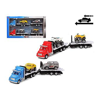 Truck Carrier and Friction Cars 119268 (Pack of 2)