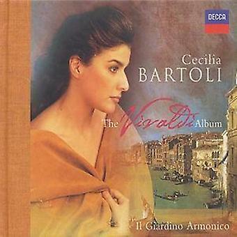 Antonio Vivaldi Cecilia Bartoli O CD do Álbum Vivaldi (1999)
